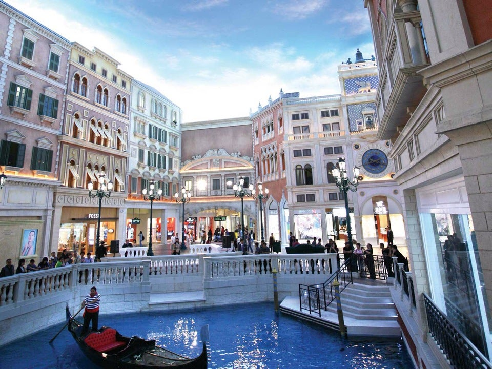 The Grand Canal Shoppes