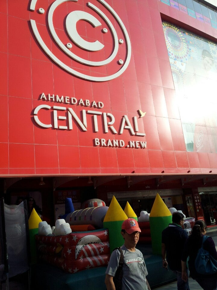 Ahmedabad Central Mall