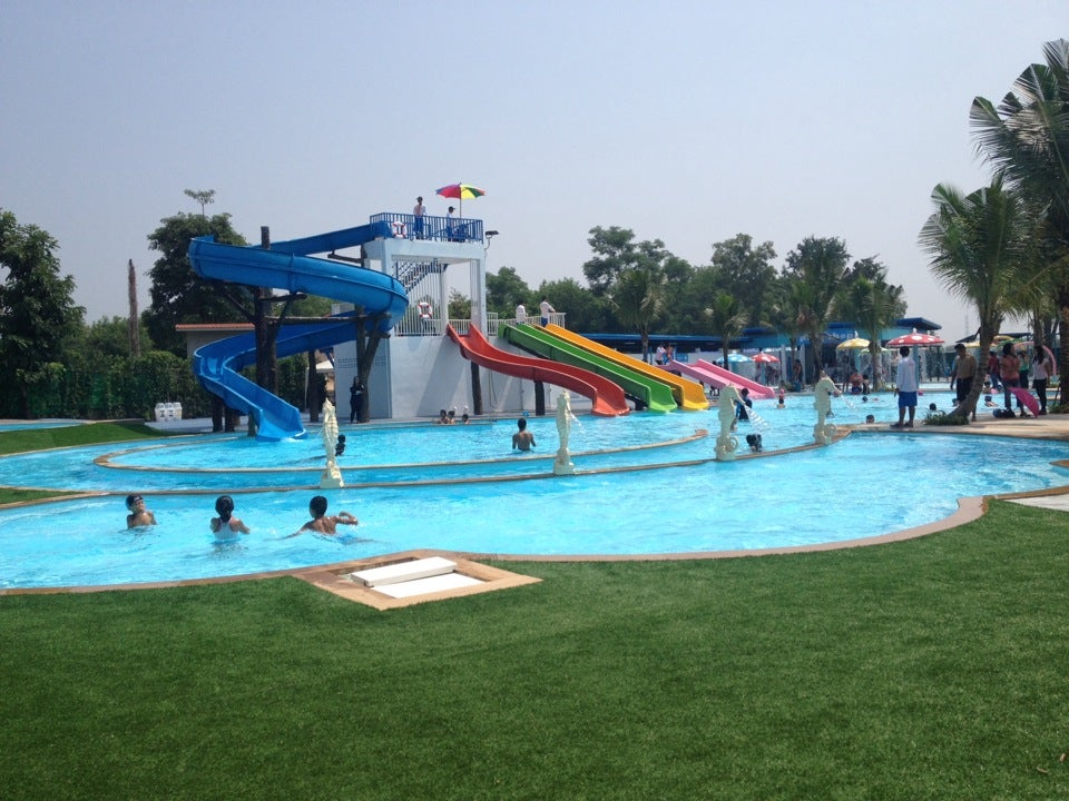 Playport Udon Thani Water Park