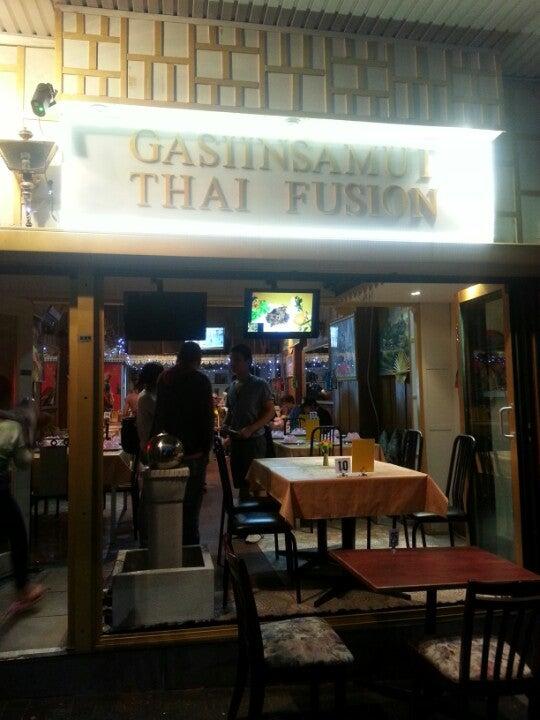 Katoomba Restaurants Thai