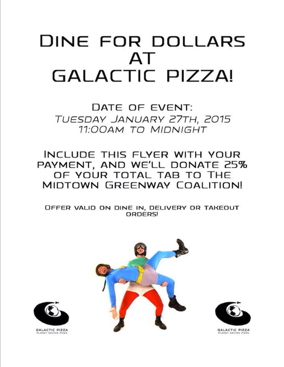 Photo of Galactic Pizza