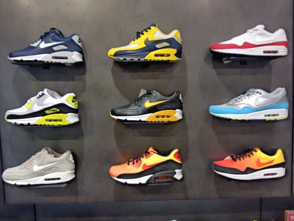 Магазин одежды Nike в ТЦ Гринвич отзывы, ул. 8 Марта, 46 fb62b4f48ae