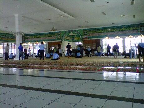 Masjid Al Mujahidin 26k Perawang