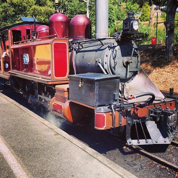 Puffing Billy Steam Railway