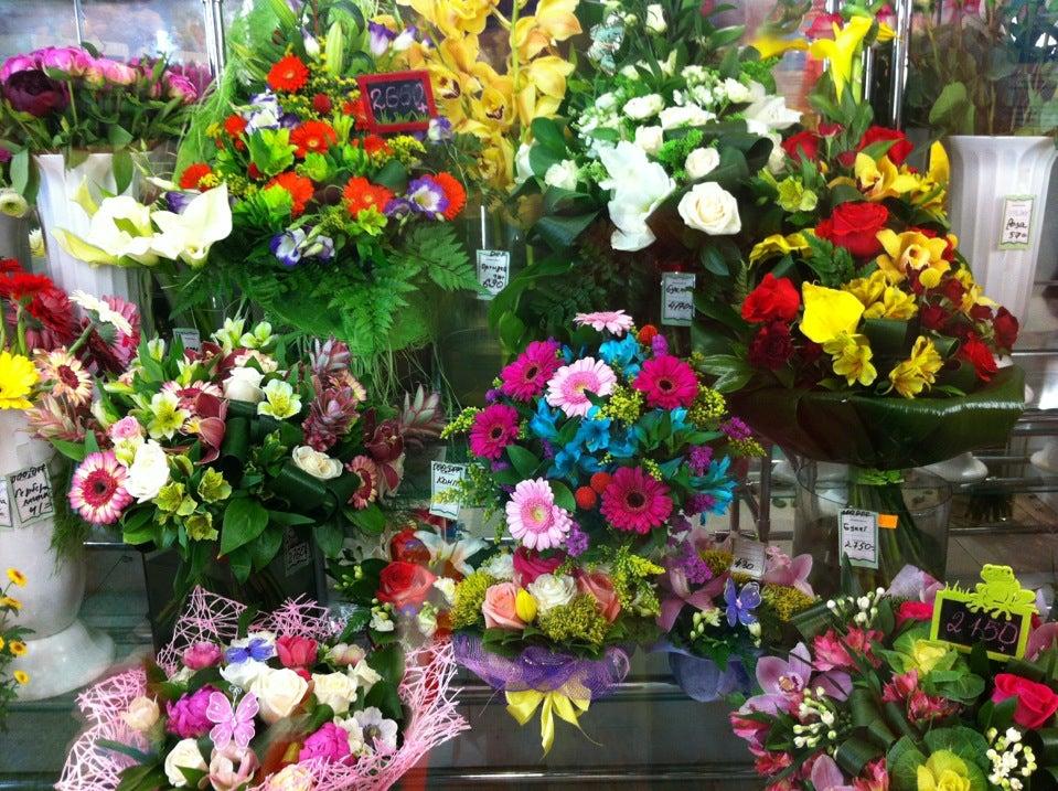 Цветов, интернет магазин цветы в спб