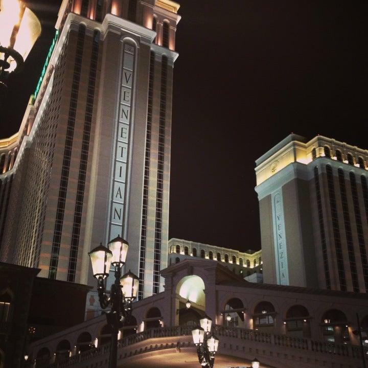 Venetian Resort And Casino