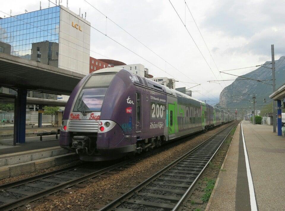 Gare de Grenoble