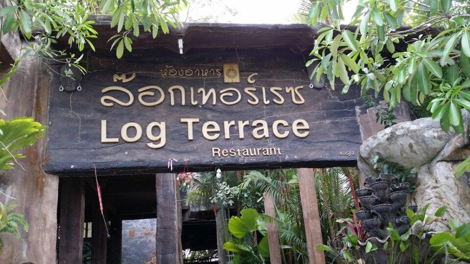 Log Terrace Restaurant
