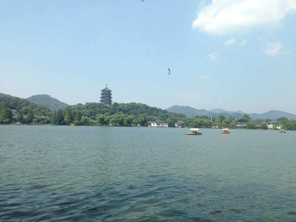 Hangzhou - Heaven On Earth Day Tour Including West Lake Cruise