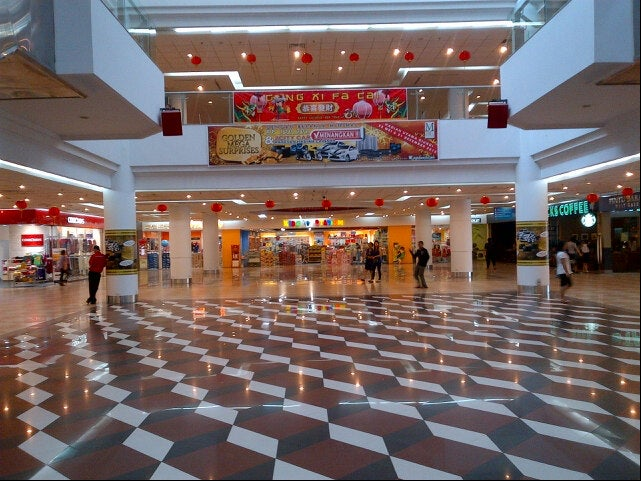 Mega Mall Shopping Centre