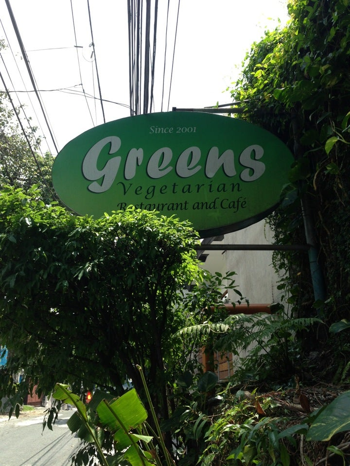Greens Vegetarian Restaurant And Cafe