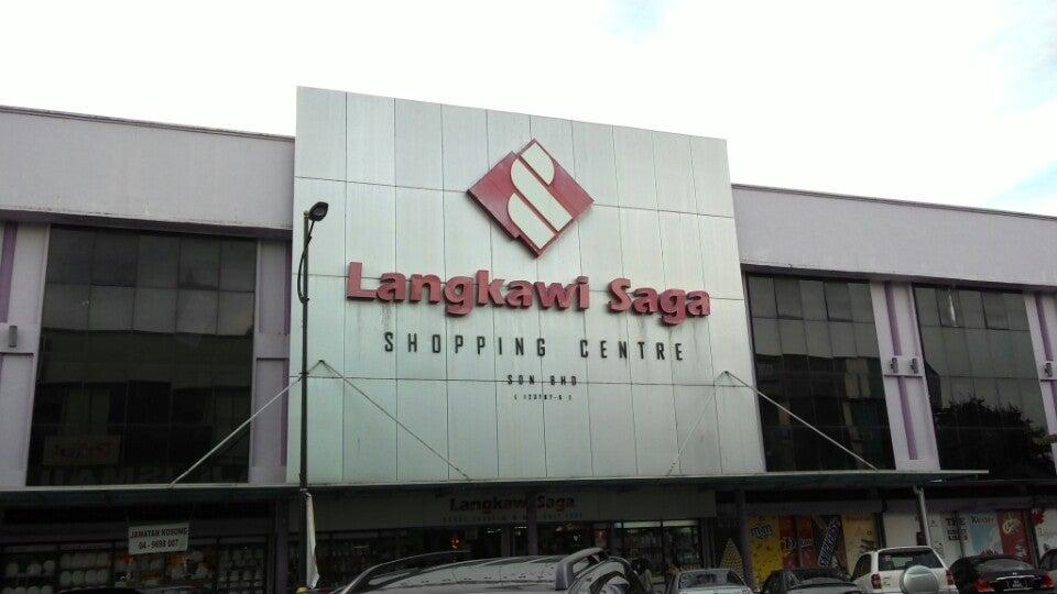 Langkawi Saga Duty Free Shopping Centre