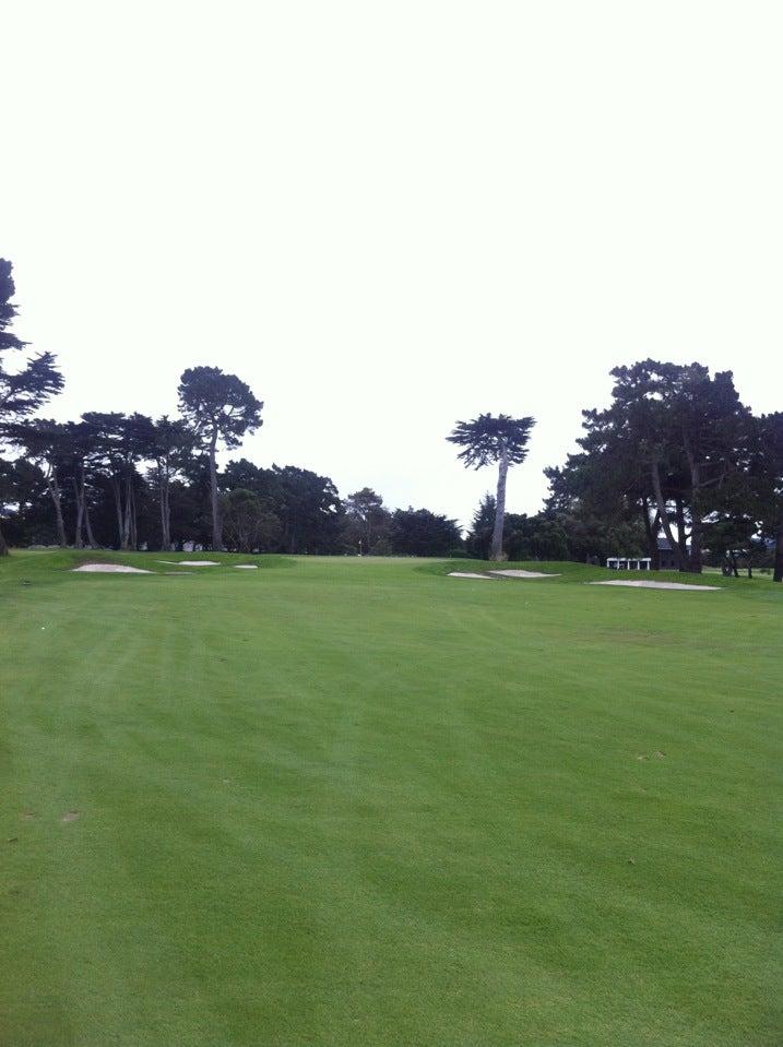 San Francisco Golf Club, San Francisco Course