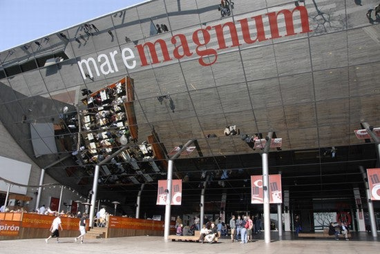The Centre Comercial Maremagnum