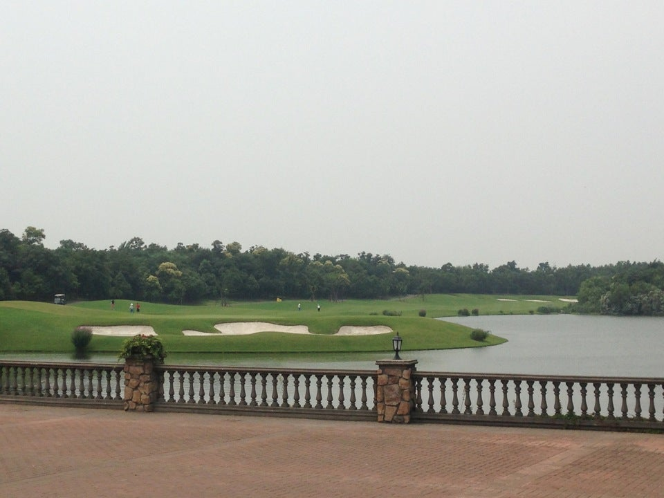 Shanghai Sheshan International Golf Club
