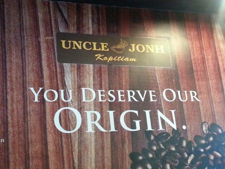 Uncle Jonh Kopitiam