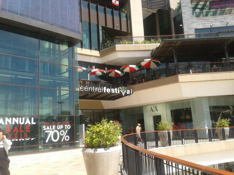 Central Festival Center