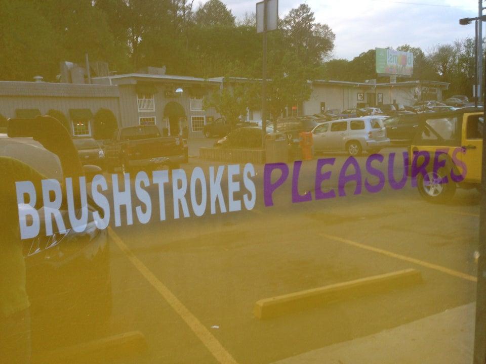 Photo of Brushstrokes