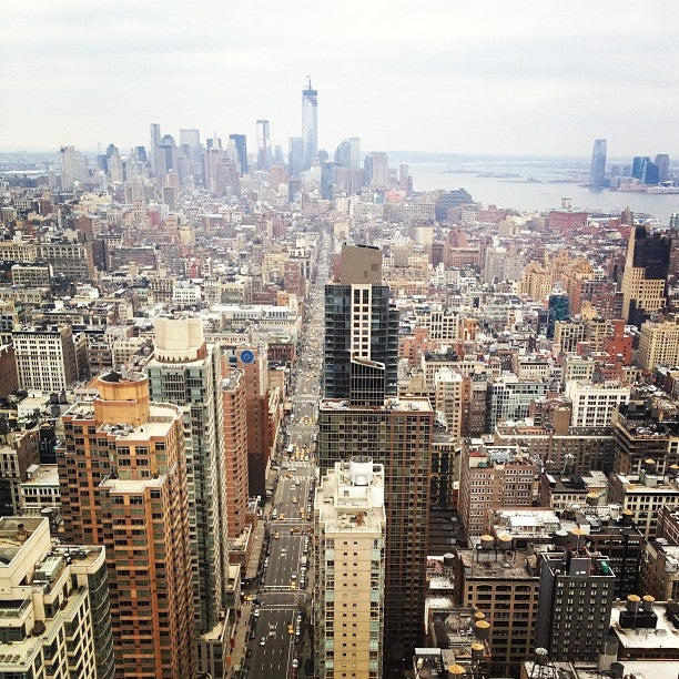 Cloud Manhattan