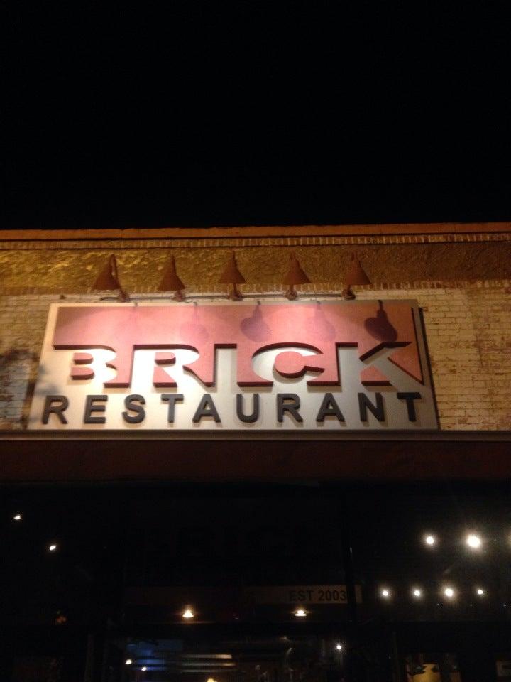 The Brick Restaurant