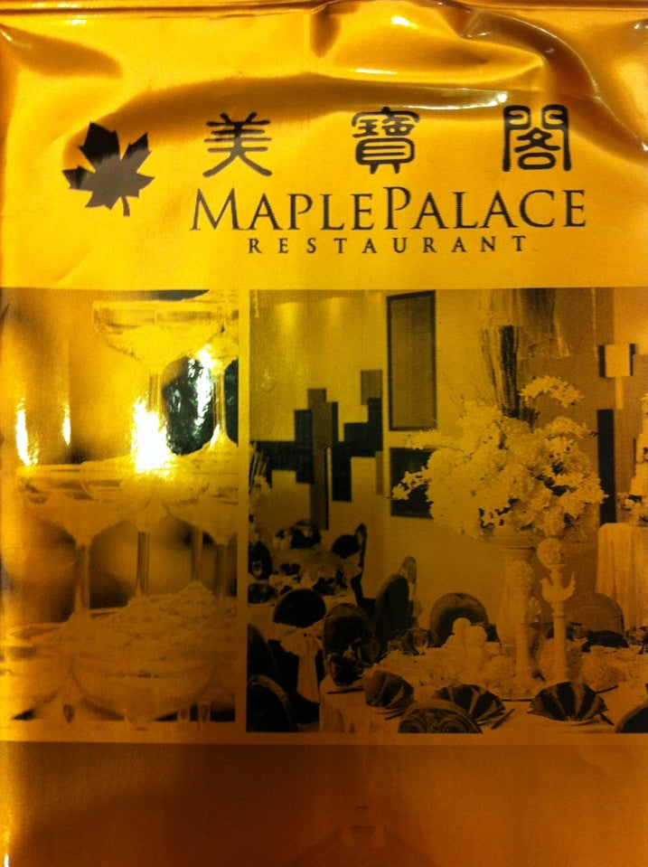 Maple Palace Restaurant