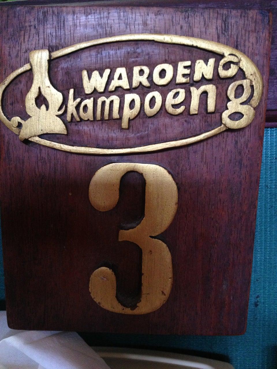 Warung Kampoeng