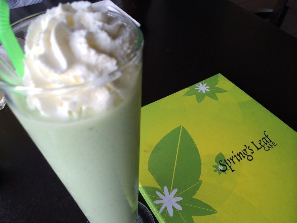 Spring's Leaf Cafe