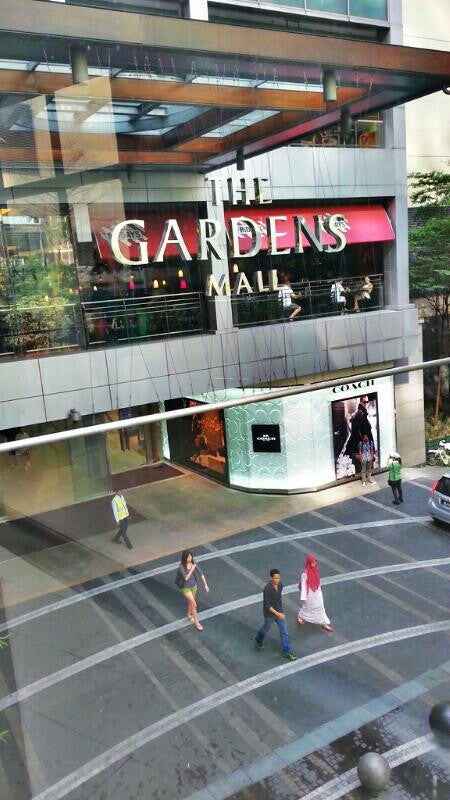 The Gardens Mall At Mid Valley