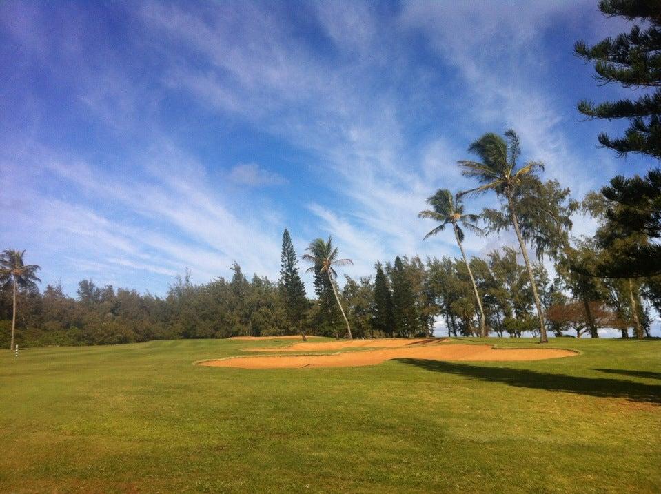 Turtle Bay Golf & Resort (george Fazio Course)