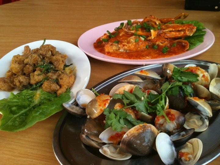 Restaurant Seafood Glk