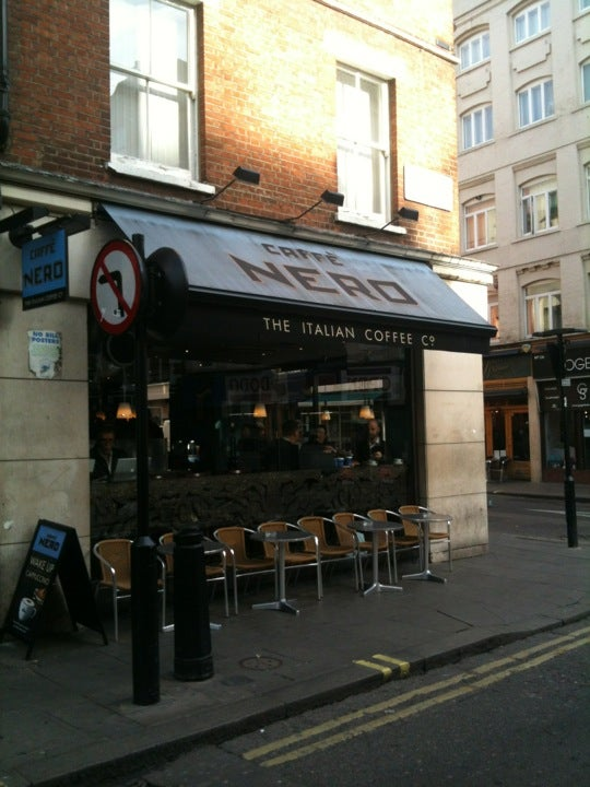 Photo of Caffè Nero (Soho)