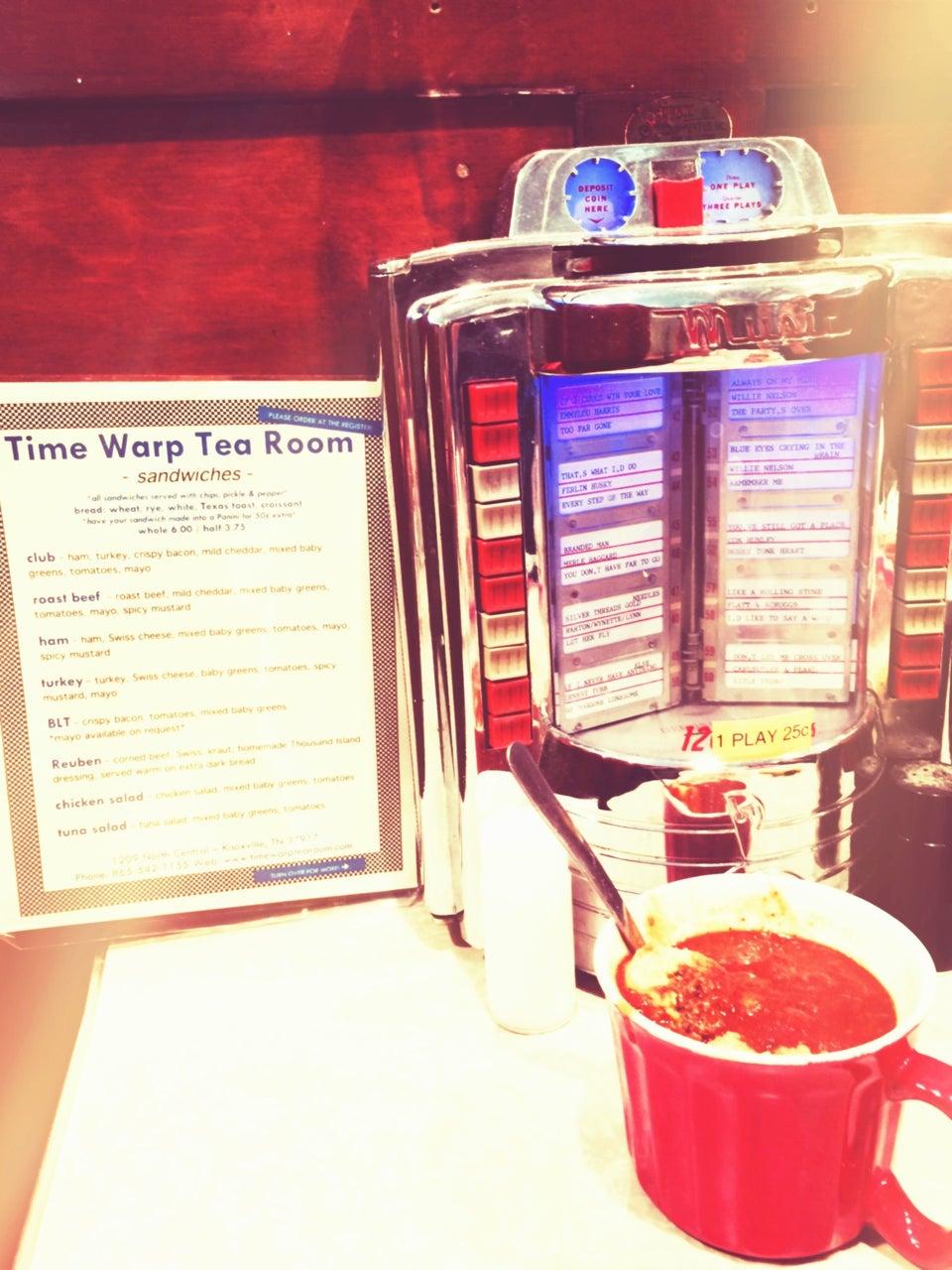 Photo of Time Warp Tea Room
