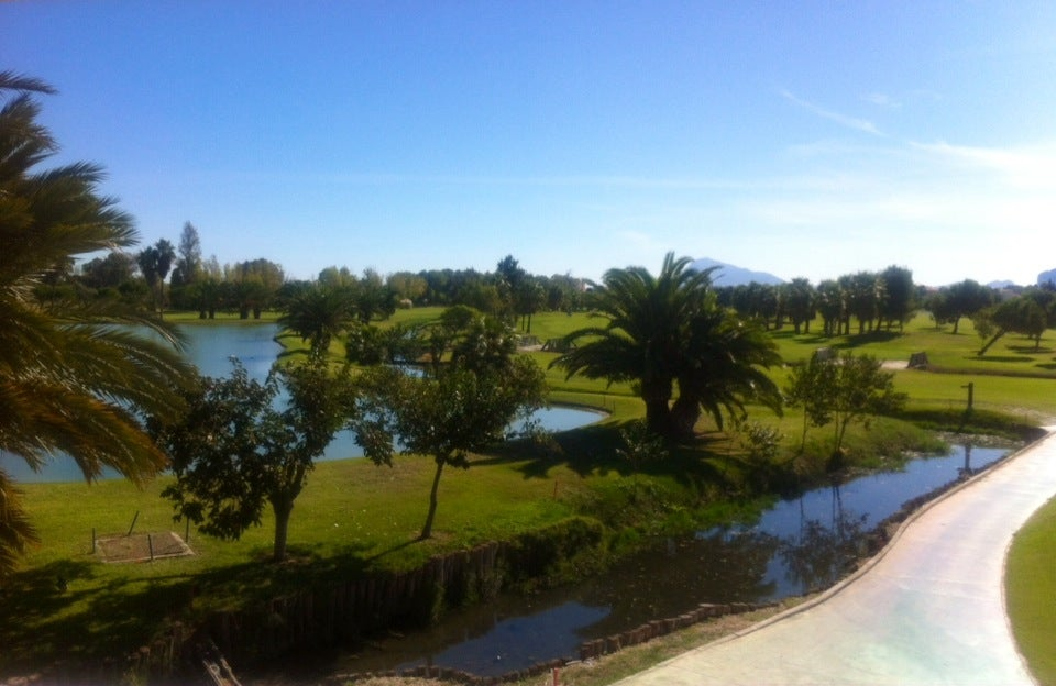 Oliva Nova Golf Club