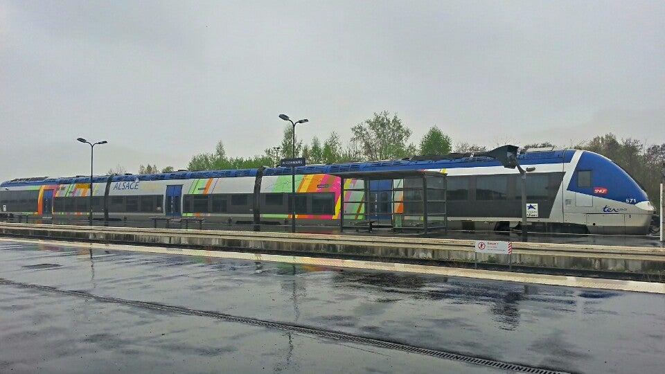 Gare de Wissembourg