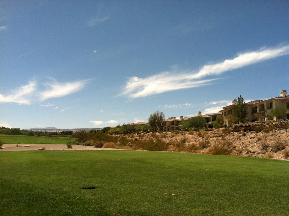Tpc Las Vegas Golf Course