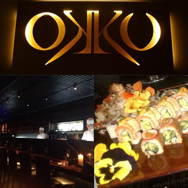 Okku Dubai Restaurant