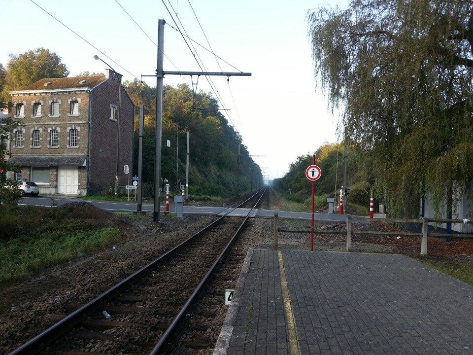 Gare de Barvaux