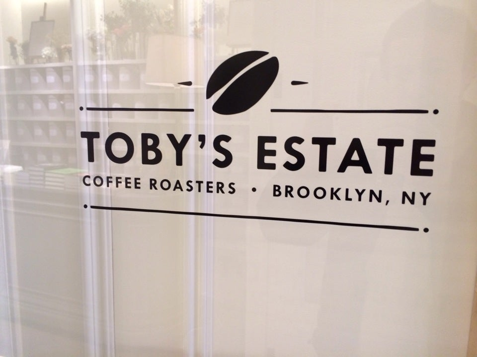 Toby's Coffee