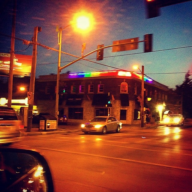 Gay guerrilla bar kansas city