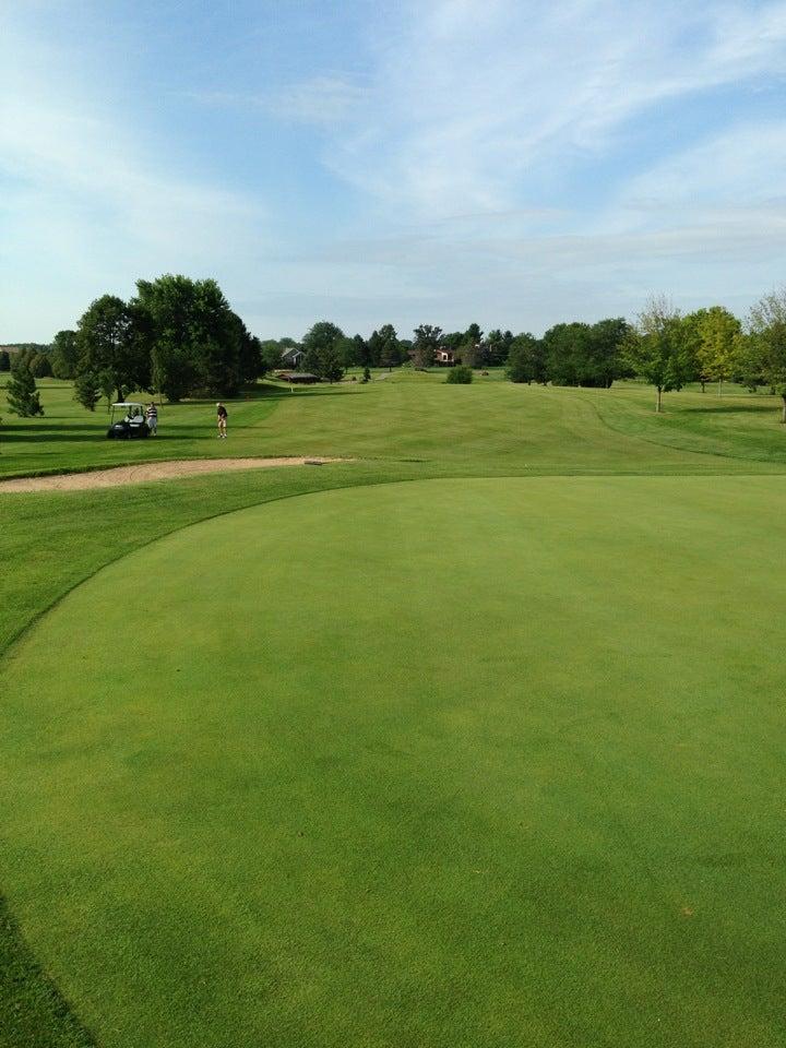 Tumbledown Trails Golf Course, Tumbledown Trails Course