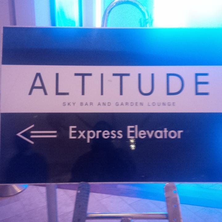 Altitude Skybar & Garden Lounge