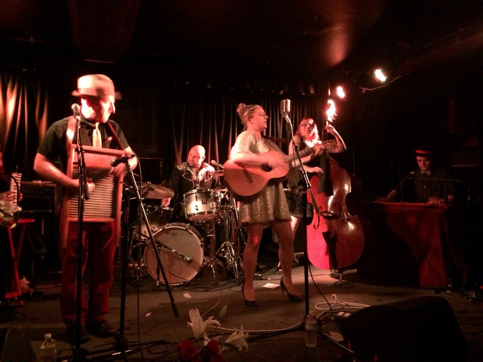 Photo of Cafe Du Nord