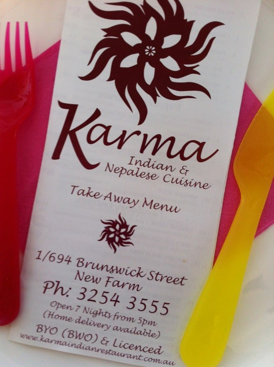 Karma Indian & Nepalese Cuisine