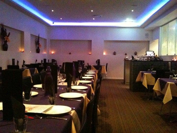 Digress Restaurant & Lounge