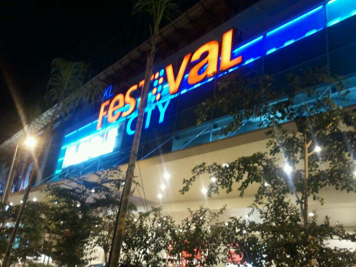 Kl Festival City Mall