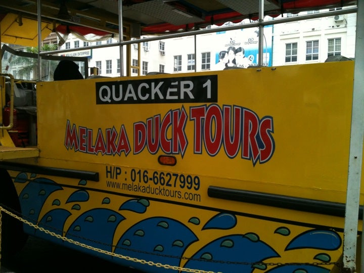 Malacca Duck Tour