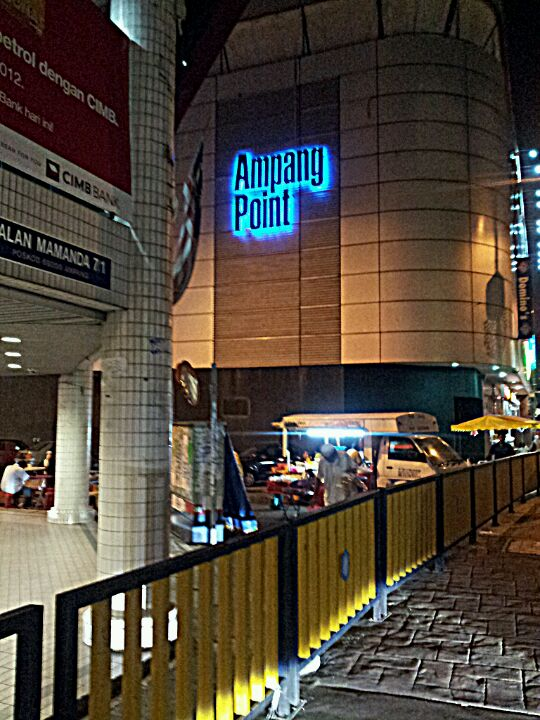 Ampang Point Shopping Centre