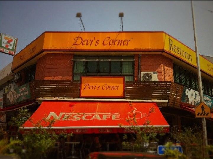 Devi's Corner