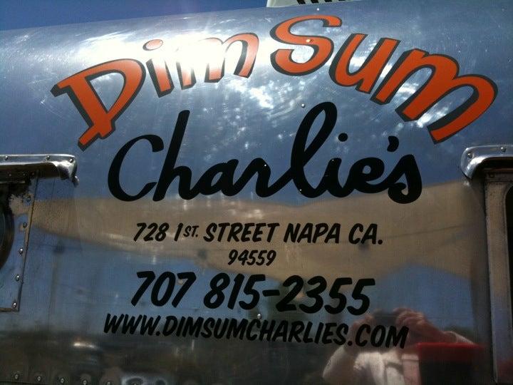 Dim Sum Charlie's