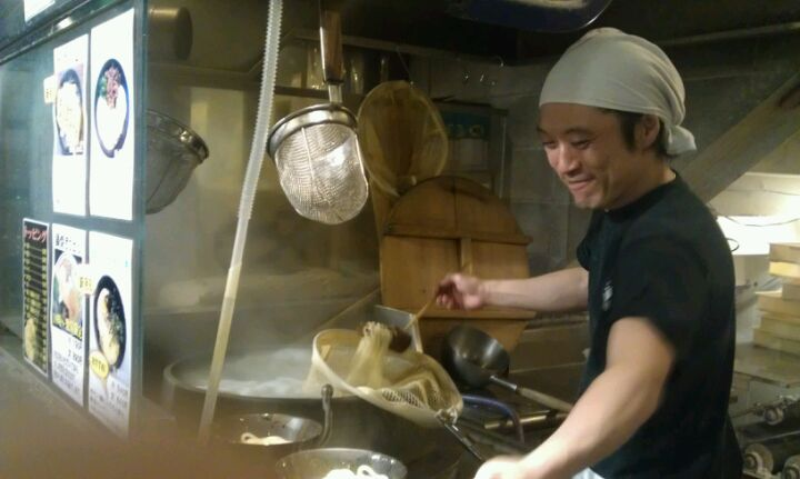 Udon: Mentsu-Dan (東京麺通団)